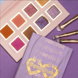 Spanglish Pressed Pigment Palette by Alamar